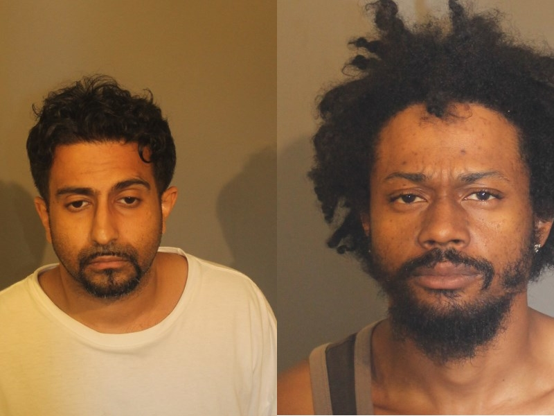 Danbury Police Nab 2 Men on Drugs and Weapon Charges | Danbury, CT Patch