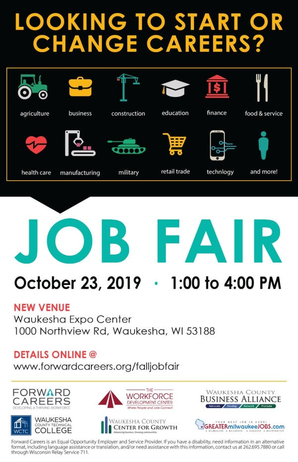 Multi-Industry Job Fair