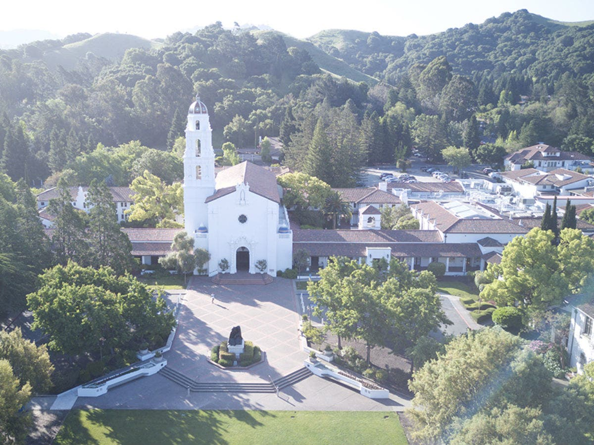 St Mary College >> How Saint Mary S College Of California Is Empowering