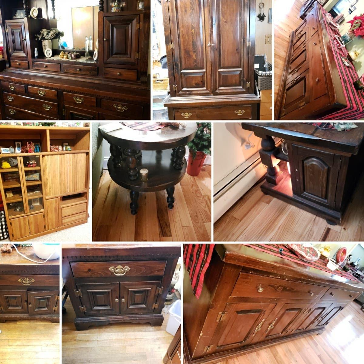 Bennington Pine Solid Wood Furniture Babylon Village Ny