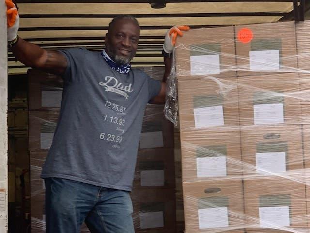 Local Event: COGICFAS Cares: 1,400 FREE FOOD BOX DISTRIBUTION