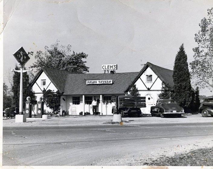 A Look Back Through The Years On The Building At 123rd & LaGrange