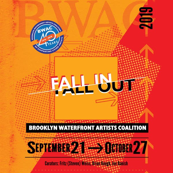 Fall Art Shows at Brooklyn Waterfront Artist's Coalition