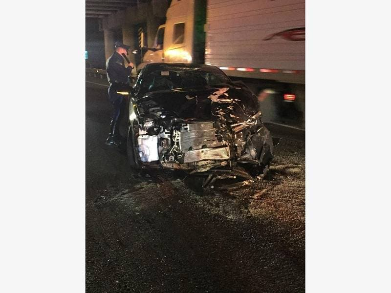 Mansfield I-95 Crash Leaves 3 With Serious Injuries