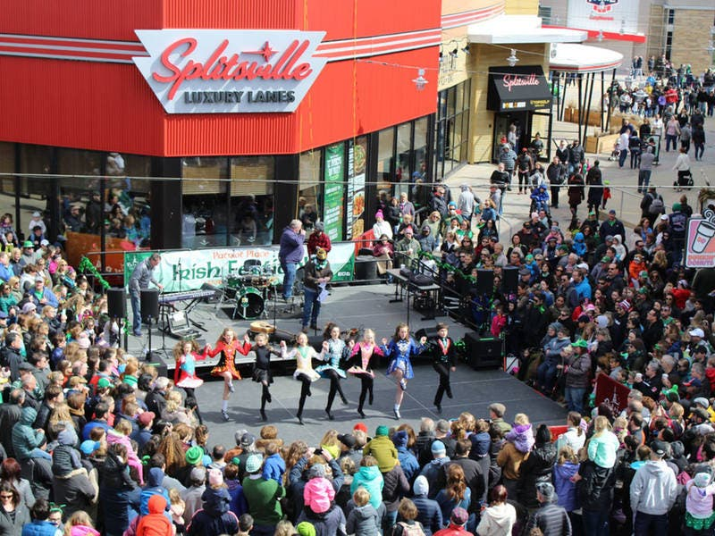 Photos: Irish Culture Everywhere For Festival At Patriot Place