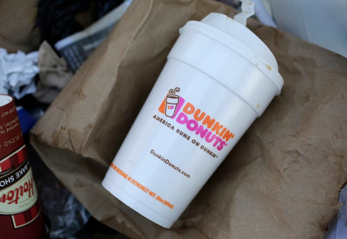 Dunkin Ditching Foam Cups By End Of Year Canton Ma Patch