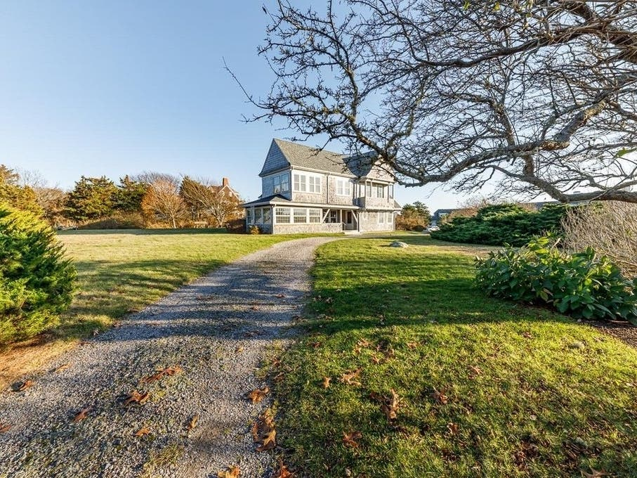 An Iconic Marthas Vineyard Home Is for Sale - Boston Magazine