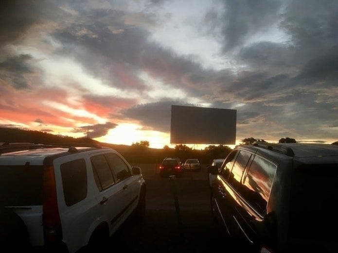 Patriots Place Hosting Halloween Drive-In Movies All October Long
