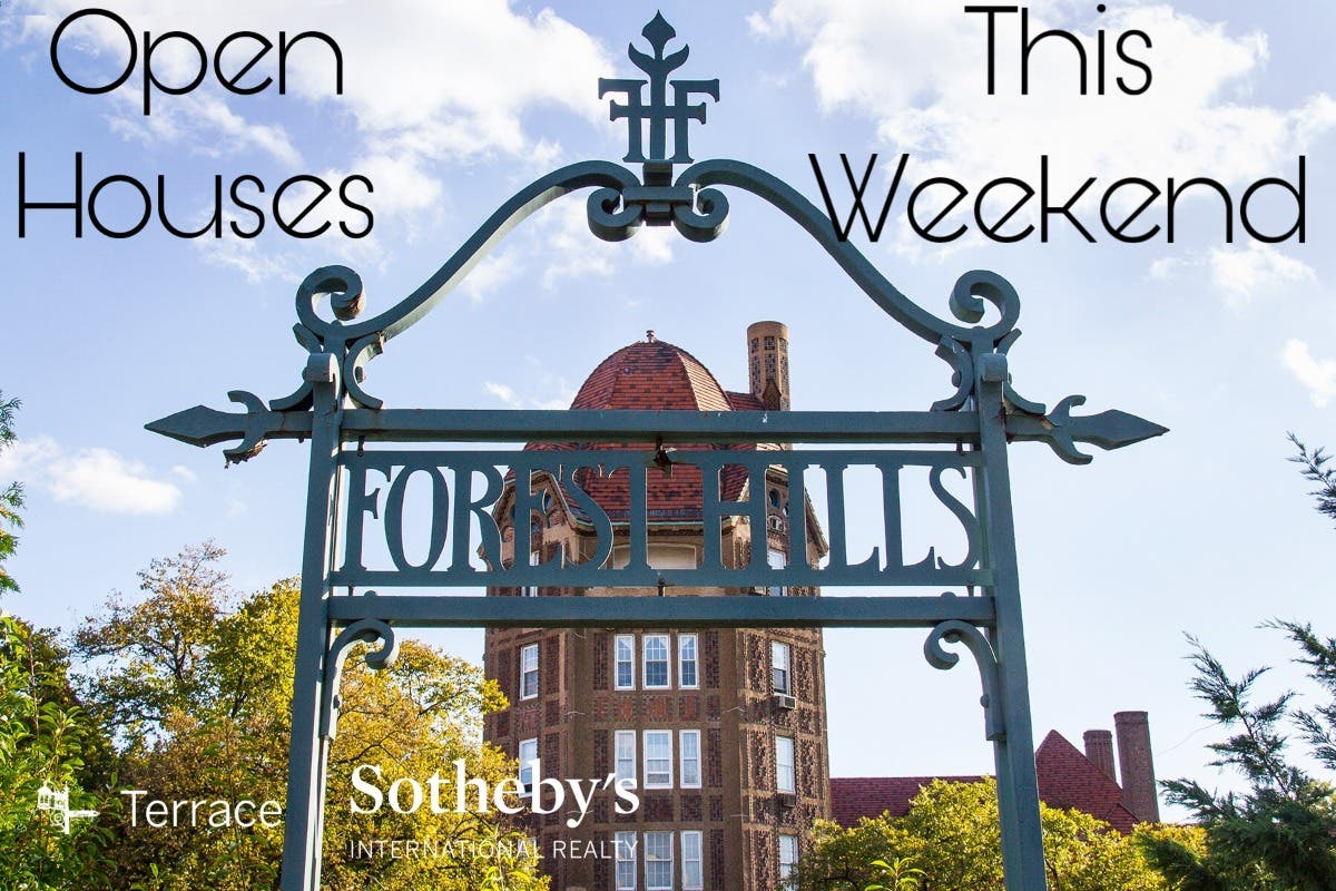 OPEN HOUSES...Join Us This Sunday July 12th ! Forest Hills NYC