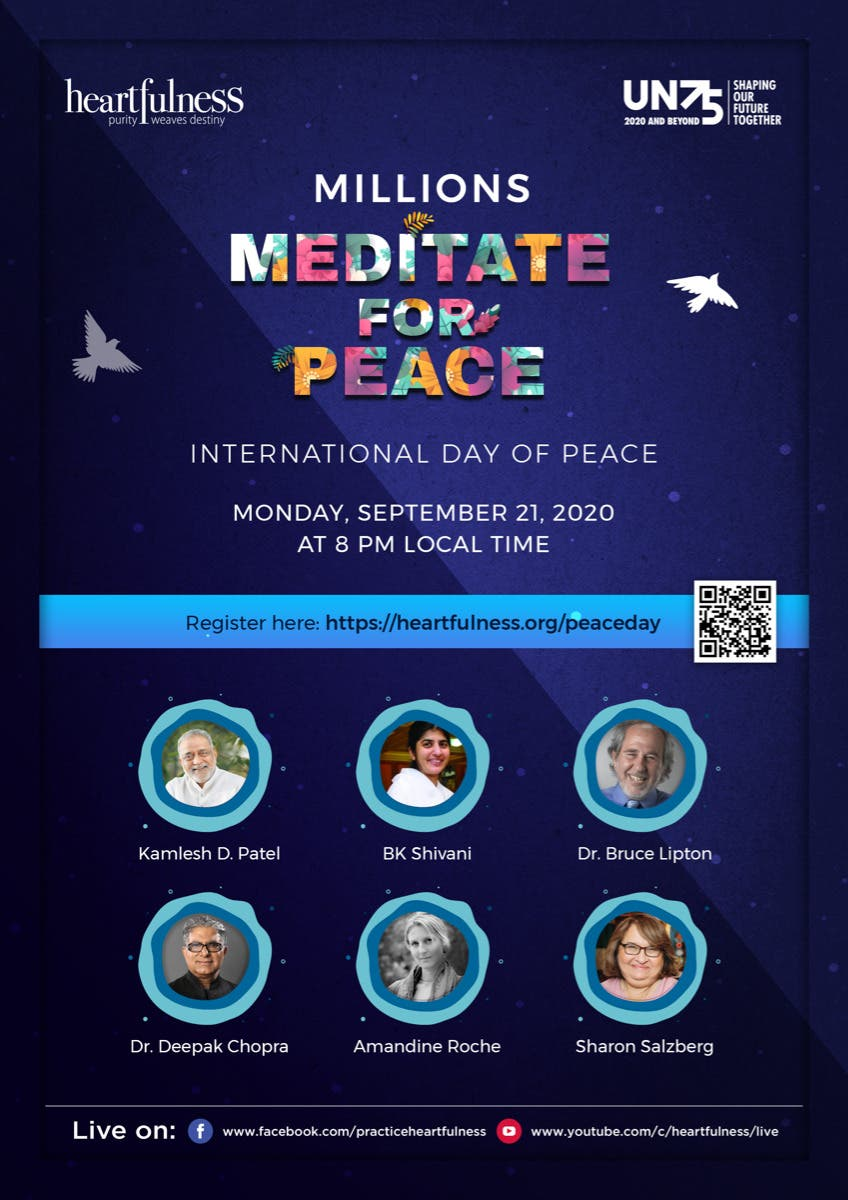 International Peace Day Event