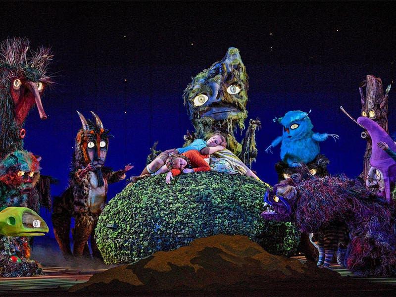 LA Opera Presents Hansel and Gretel-0