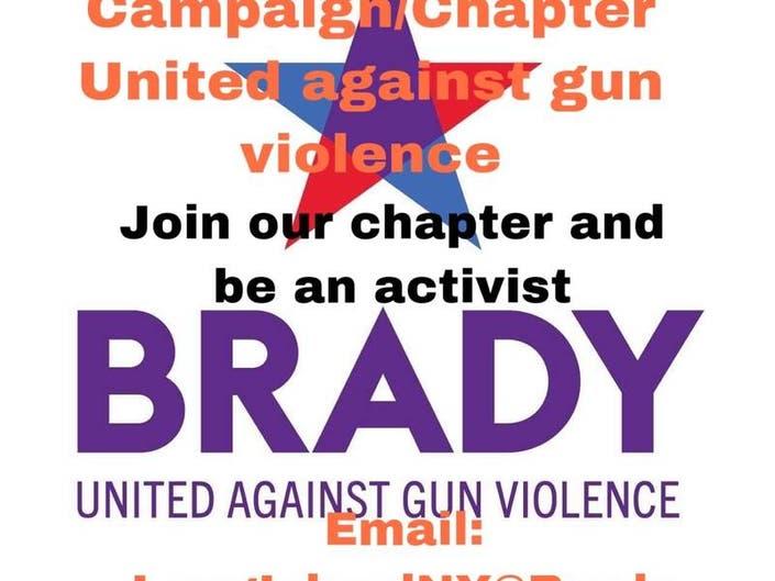Long Island Brady chapter to Prevent Gun Violence