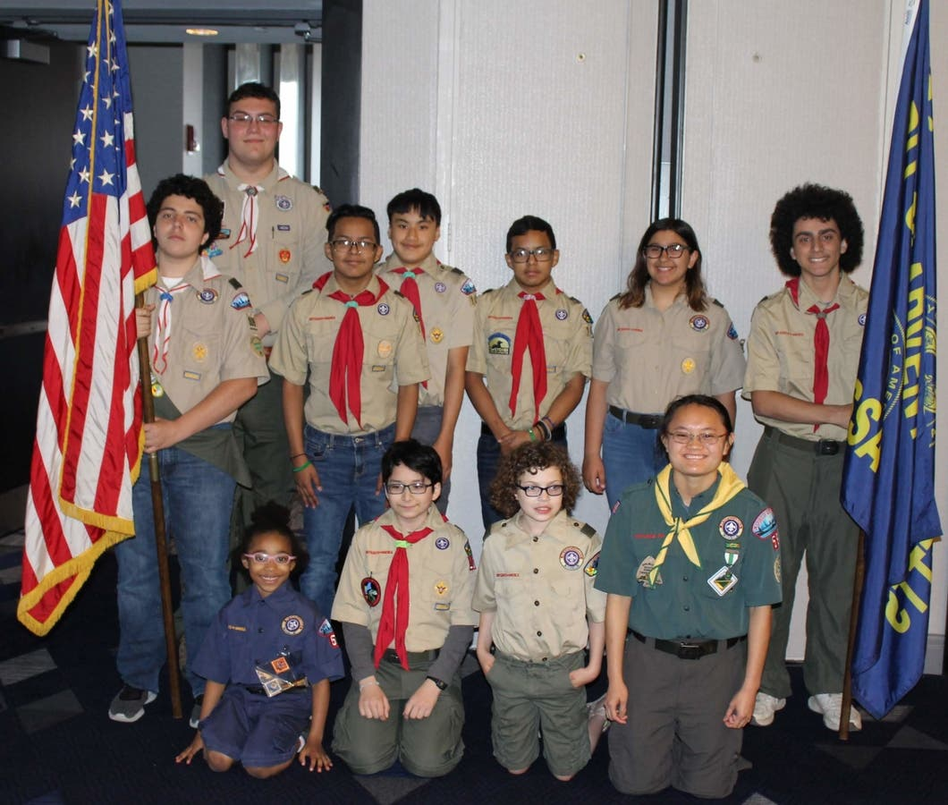 Boy Scouts Host 35th Annual Cambridge Good Scout Luncheon