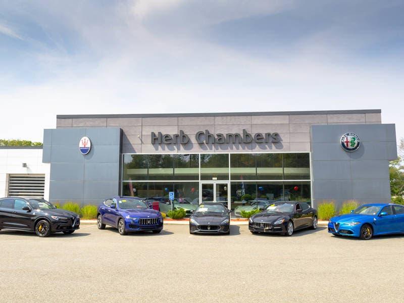 Herb Chambers Opens Second Maserati Dealership In Massachusetts