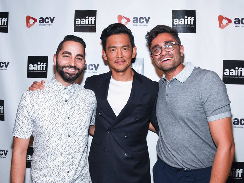 aaiff 2018 pics from opening night s screening of searching new