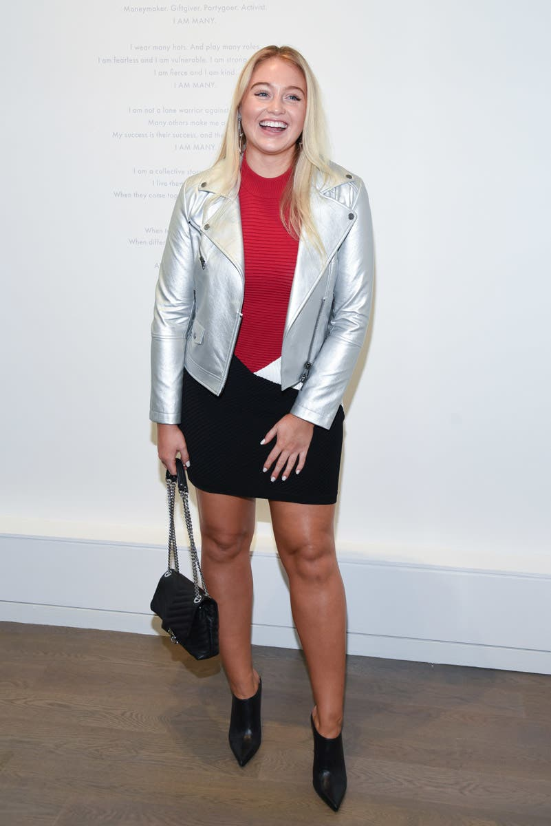 rebecca minkoff hosts nyfw lunch to showcase new campaign photos