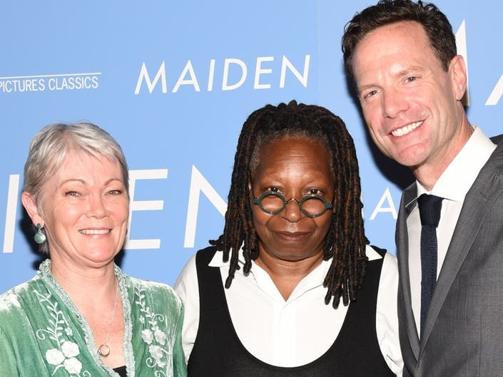 Maiden Film Premiere With Whoopi Goldberg And More: PHOTOS