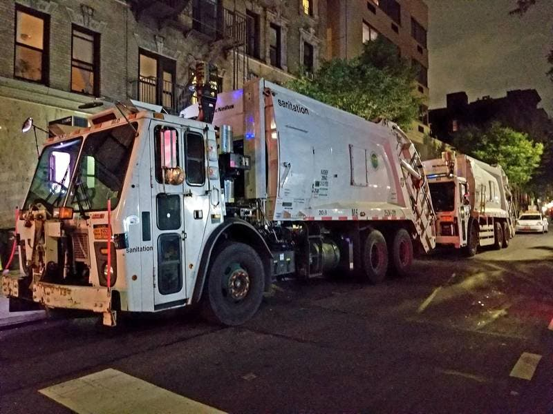 Garbage Trucks Stinking Up The East Side Must Be Relocated: Pol