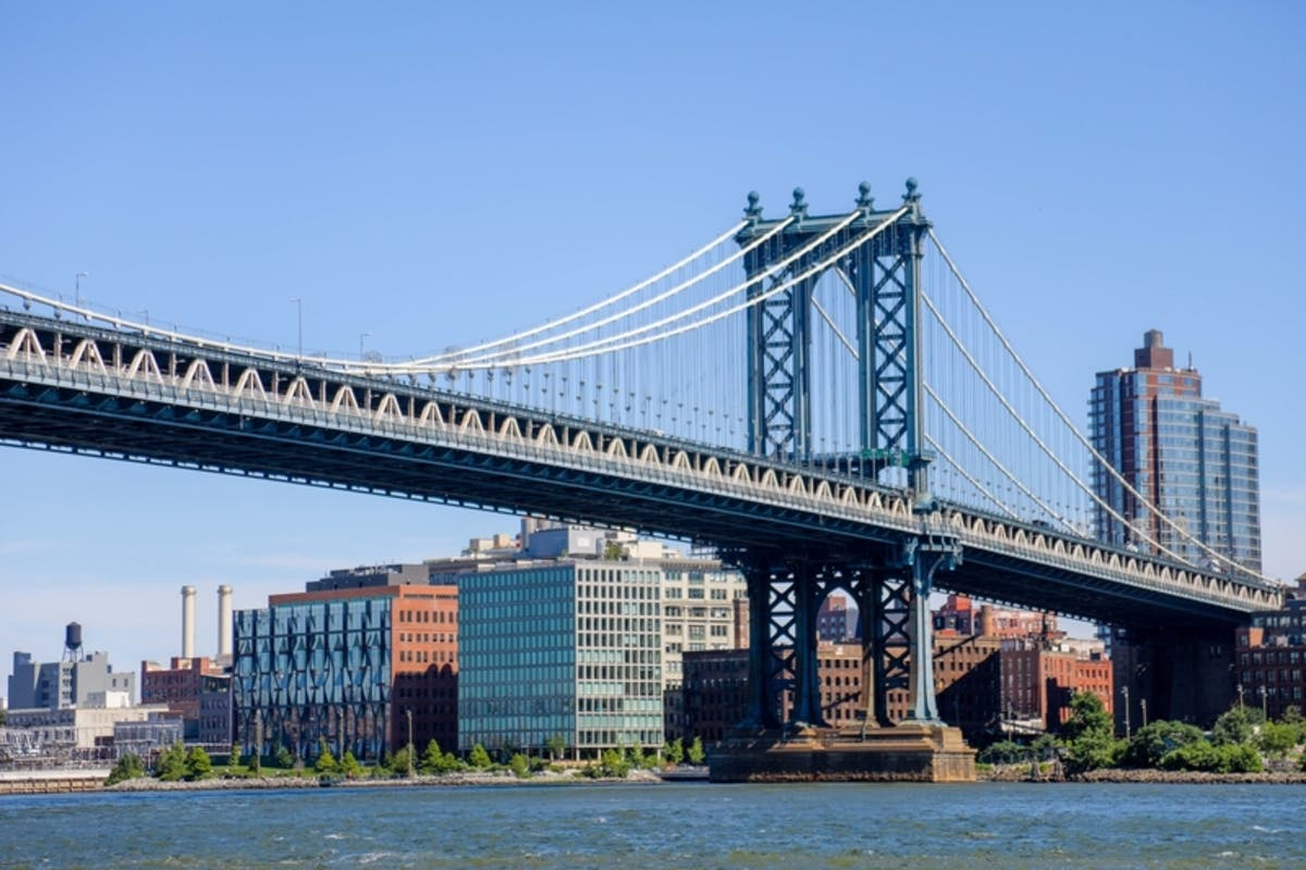 Manhattan Bridge Vote Sign Spurs 3 Arrests Cops Say Lower East