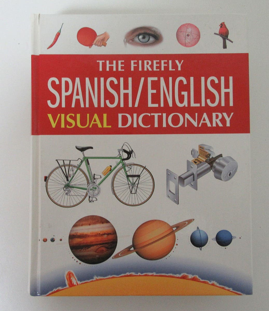 **PRICE REDUCED** The Firefly Spanish/English Visual ...