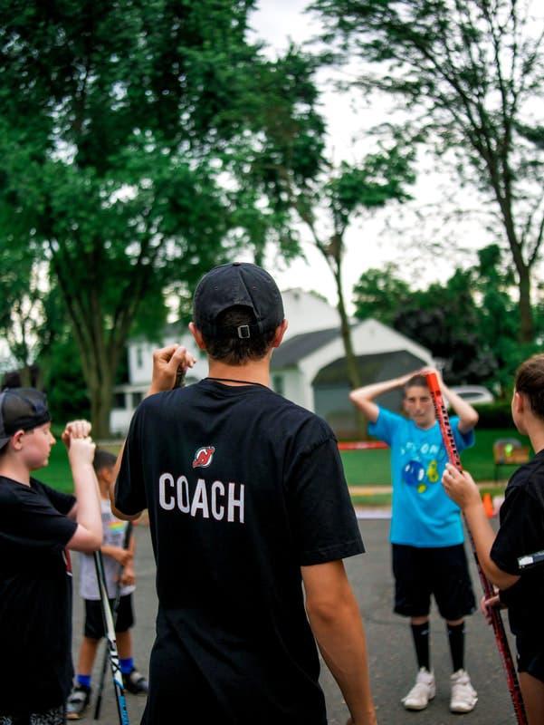 Hillsborough's Street Hockey Program now welcoming