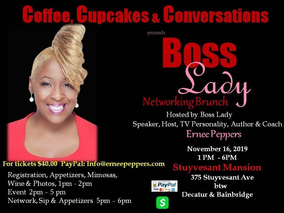 Nov 16 Boss Lady Networking Brunch Brooklyn Ny Patch