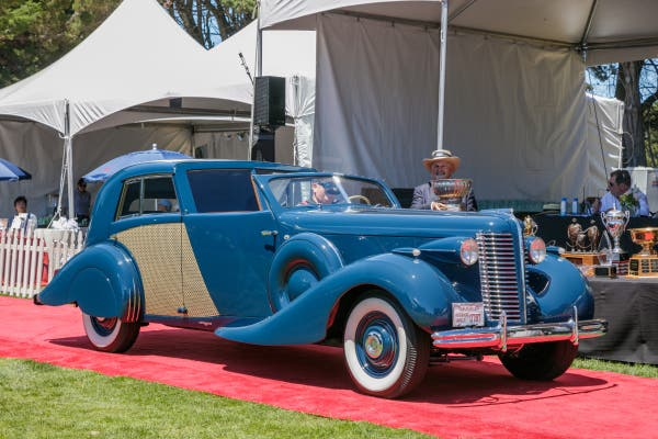 Hillsborough Concours d'Elegance - July 21st - Tickets on Sale