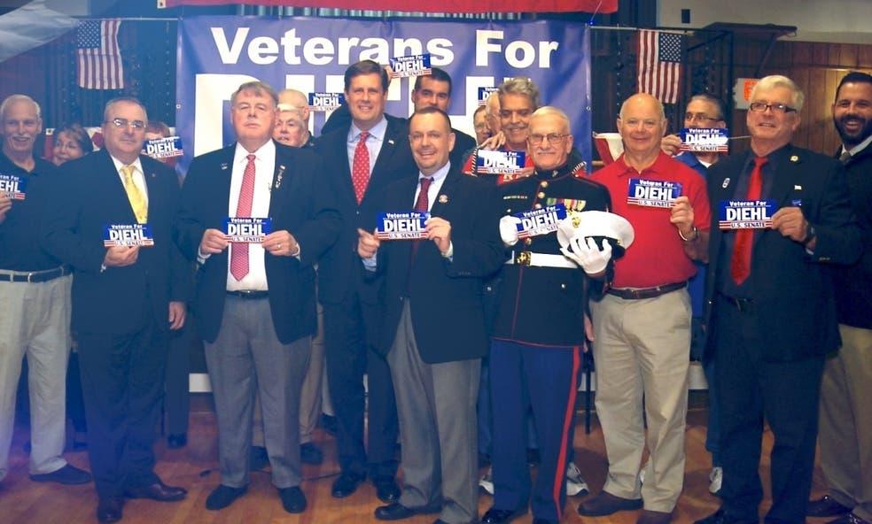 The Diehl Plan to Improve Veterans Health Care   Braintree