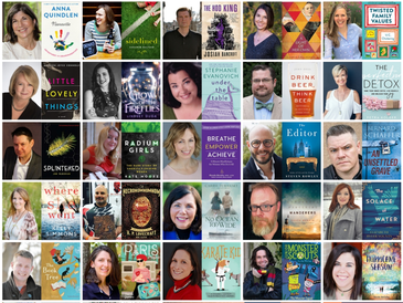 Aye Write book festival announces top ten authors with