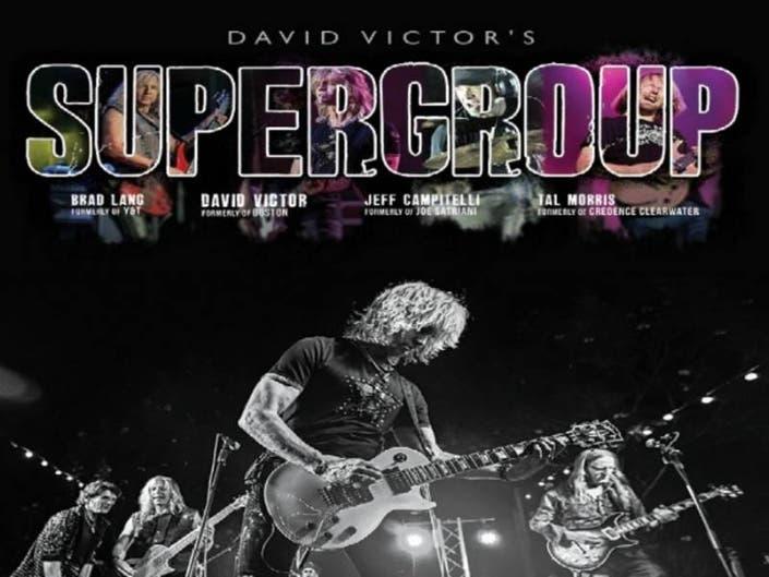 BOSTON Former Member David Victor & SUPERGROUP Hit Blue Note