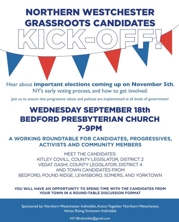 Pleasant Sep 18 Northern Westchester Candidate Kick Off Bedford Home Interior And Landscaping Ologienasavecom