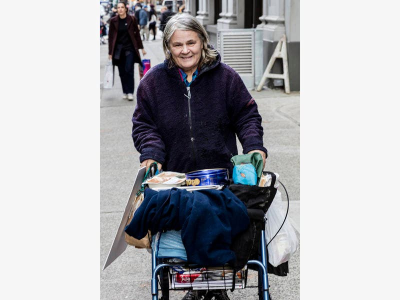 Aging In NYC: Photographer Captures Senior Life In The City