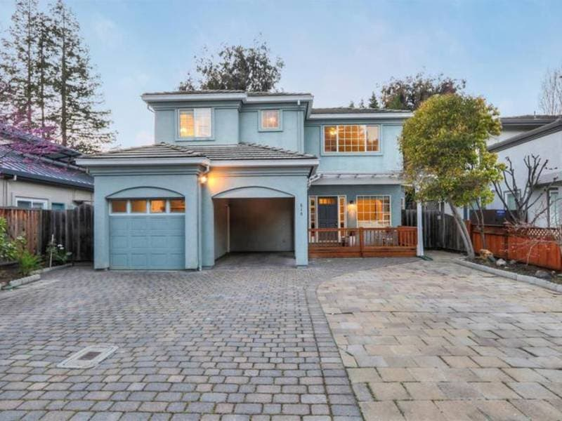 5 New Palo Alto Area Properties For Sale