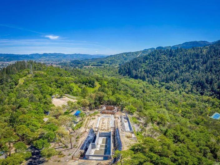 5 New Houses For Sale In The Napa Valley Area