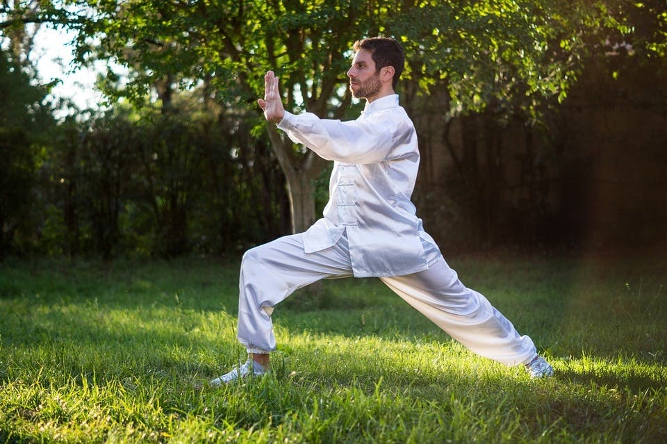 Aug 20 | Tai Chi at the Library, Presented by NYU Winthrop