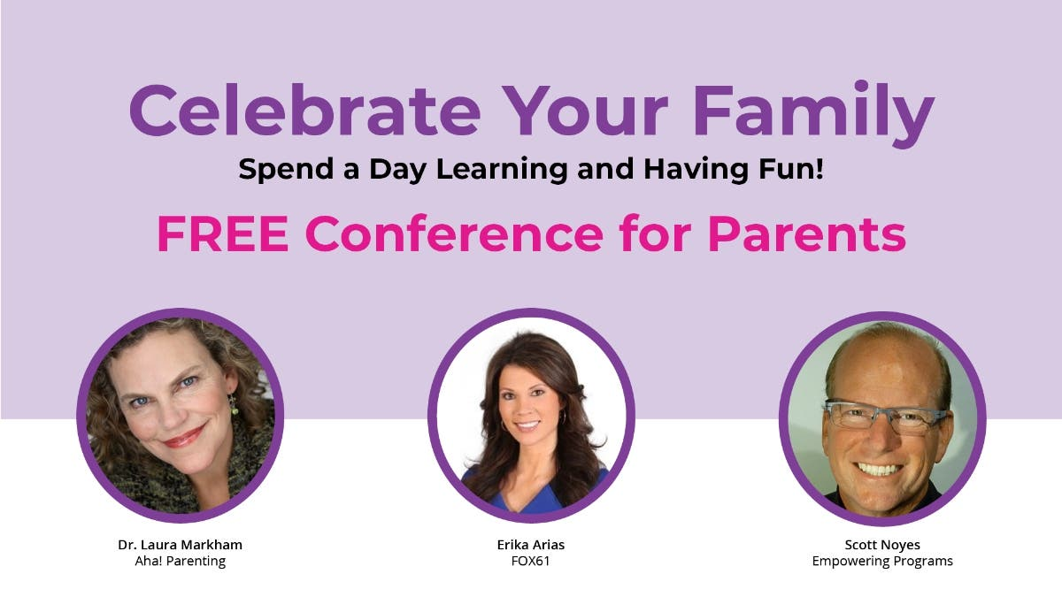 Learn Practical Parenting Skills at Free Conference