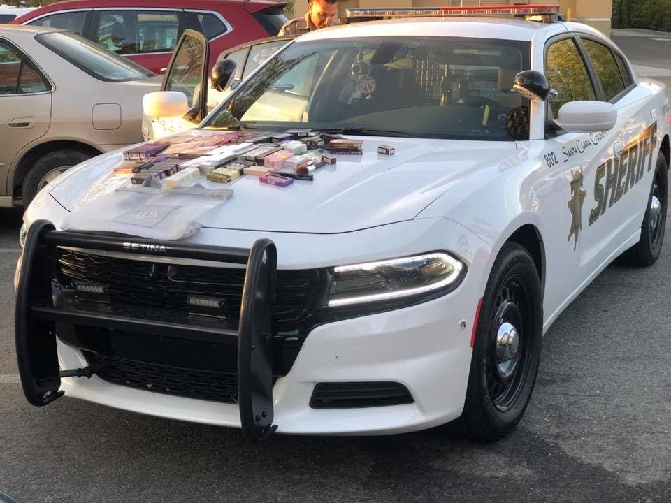 Undercover Cosmetics Burglary Sting Nets 3 Arrests: SCC