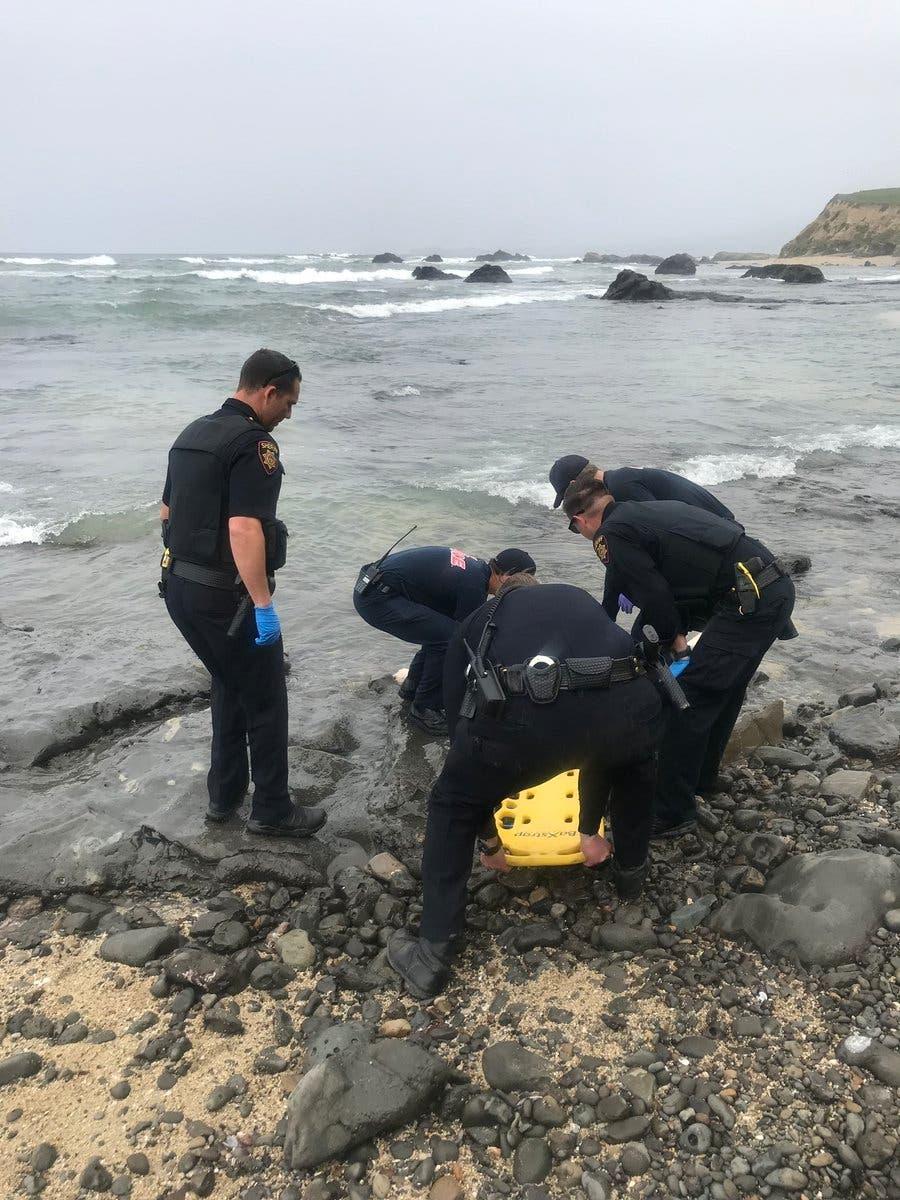 Man's Body Found Offshore Half Moon Bay Ritz Carlton: SMC