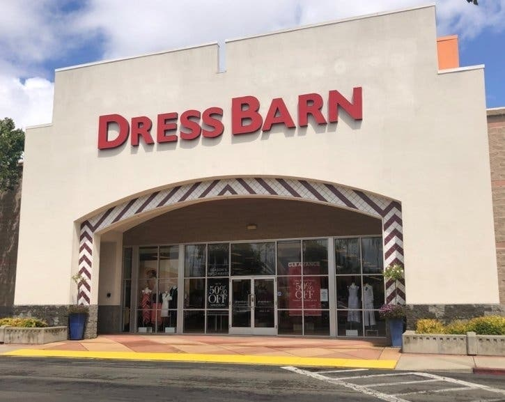 Women S Clothing Chain Closing All, Lamp Plus San Jose