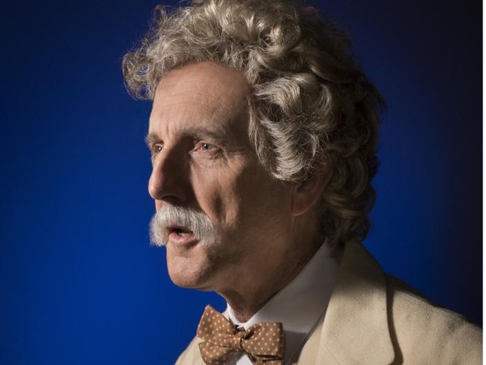 TheatreWorks Mark Twain Rambles Into Peninsula