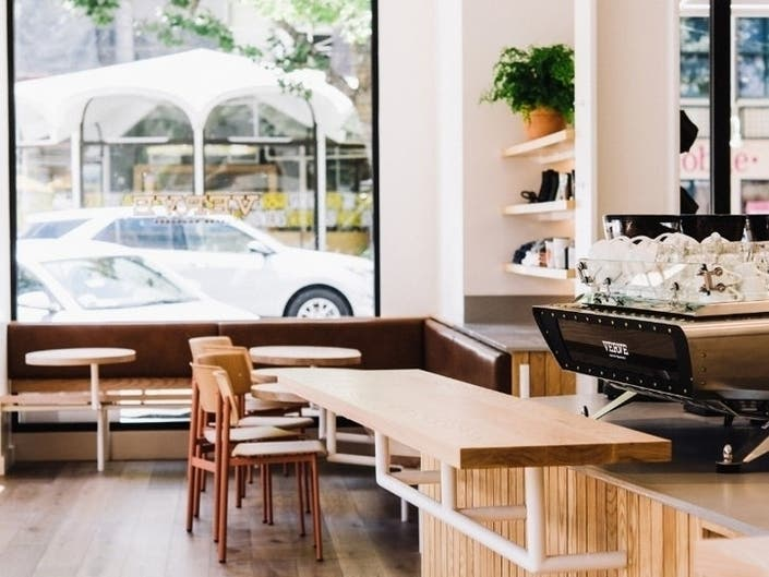 New Verve Coffee Roaster Hosts Patio Party In Palo Alto