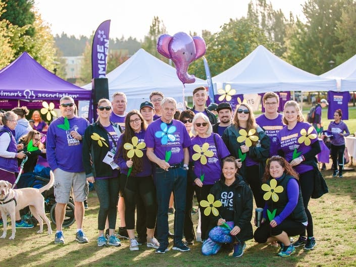 Eastside Walk to End Alzheimers set for Oct. 6