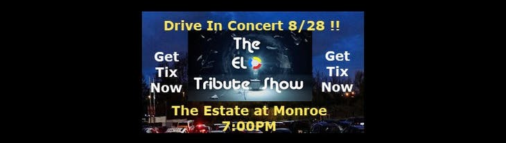 The ELO Tribute Show - Drive in Concert