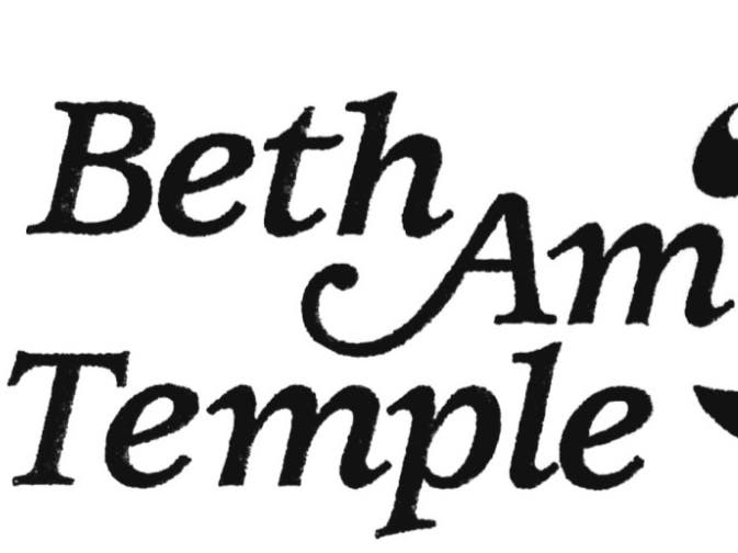 Beth Am Temple Celebrates High Holy Days With Virtual Services