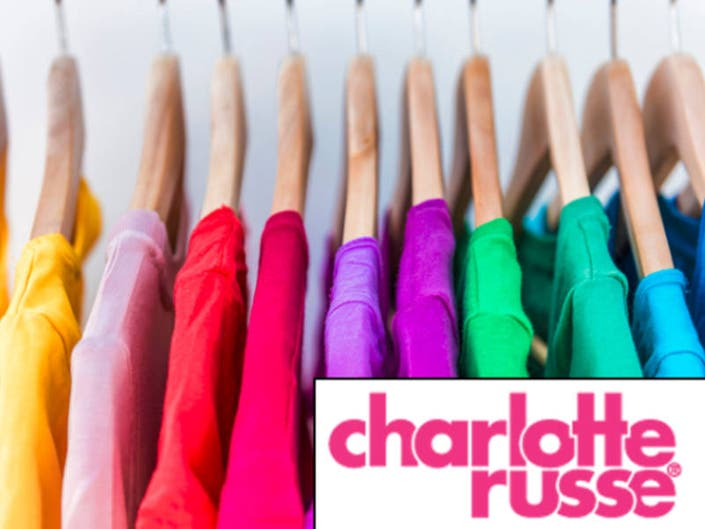 7cfe3e44e8 Charlotte Russe