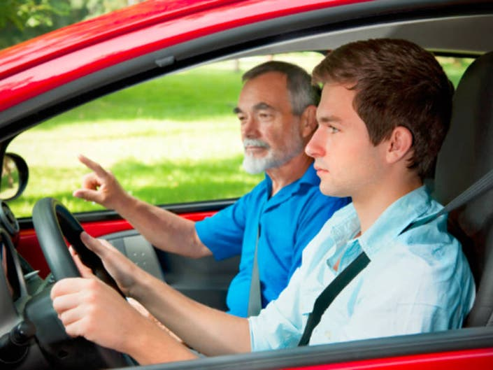 what to bring to your drivers test texas