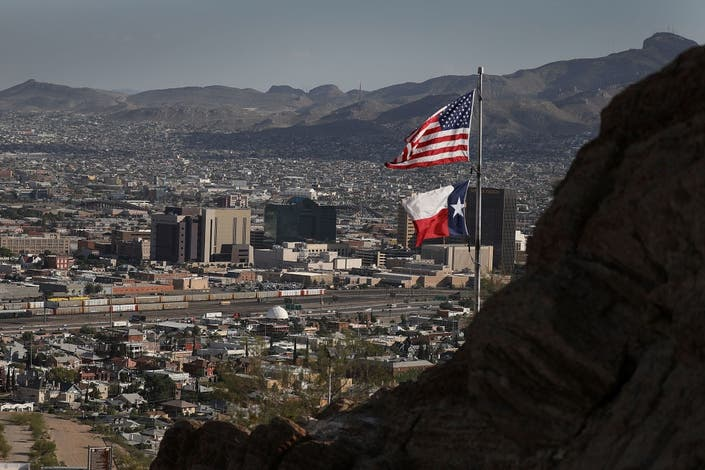 Texas Ranked Among Least Green States In America