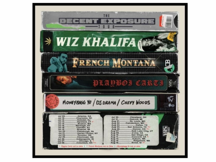 Wiz Khalifas Summer Tour Is Coming To Dallas