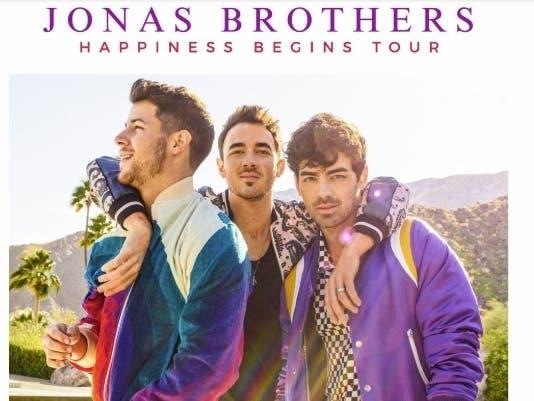 Jonas Brothers Reuniting 2019 Tour To Hit San Antonio