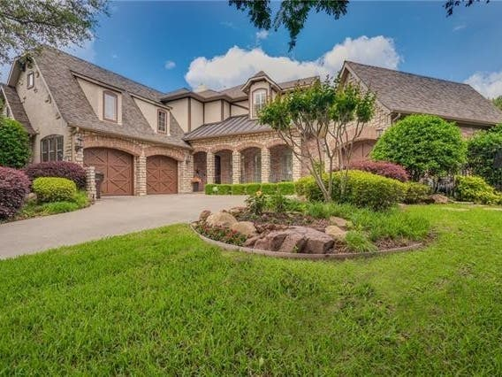 Traditional-Style Home Just Hit The Plano Market